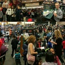 Barnes and Noble Night